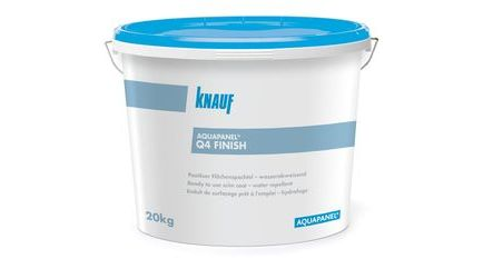 AQUAPANEL® Q4 Finish