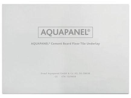 AQUAPANEL® Cement Board Floor Tile Underlay