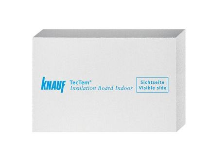 TecTem® Insulation Board Indoor