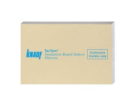 TecTem® Insulation Board Indoor Historic