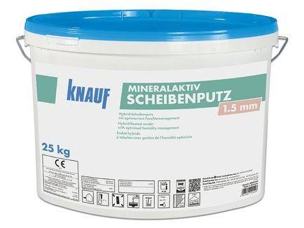 MineralAktiv Scheibenputz