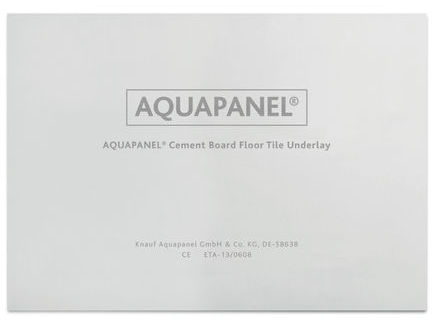 AQUAPANEL® Cement Board Floor Tile Underlay