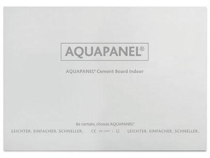 Aquapanel® Cement Board Indoor 12,5 mm
